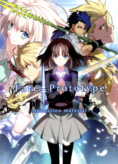 Fate/Prototype Batch Subtitle Indonesia