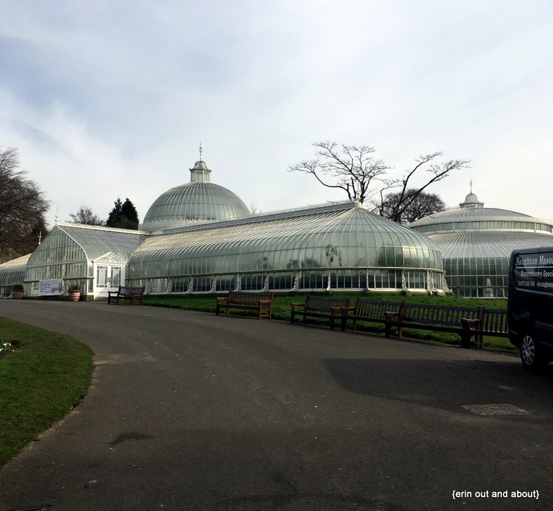 {Erin Out and About} Glasgow Botanic Gardens