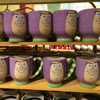 buzz lightyear mug disney parks