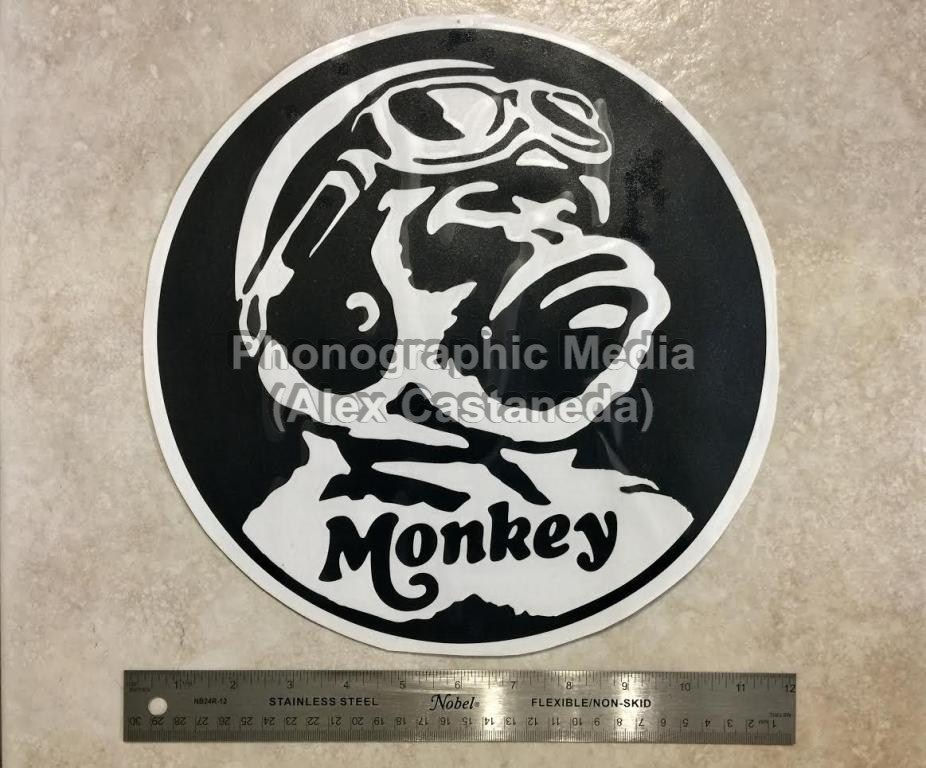 Honda monkey custom stickers decals z50 mini trail z50 m z50 z