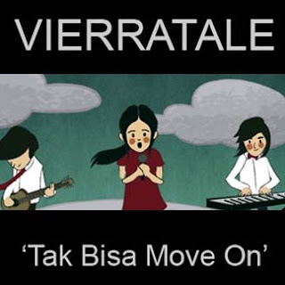Kunci (Kord) Gitar Vierratale - Tak Bisa Move On