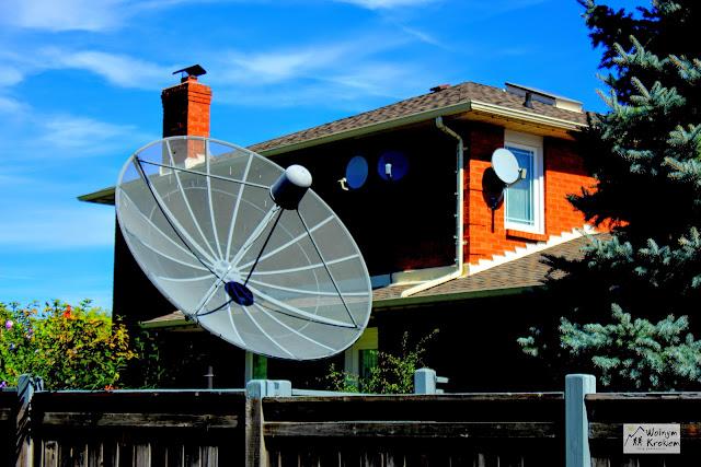 Mississauga - odbiorniki satelitarne