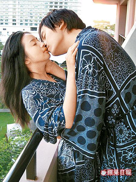 they kiss again  romance