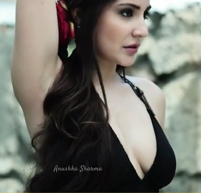 Anushka Sharma Hot Photoshoot for Vogue India