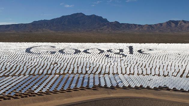 La Planta Solar Más Grande del Mundo