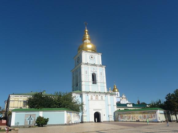 Київ. Михайлівський Золотоверхий монастир