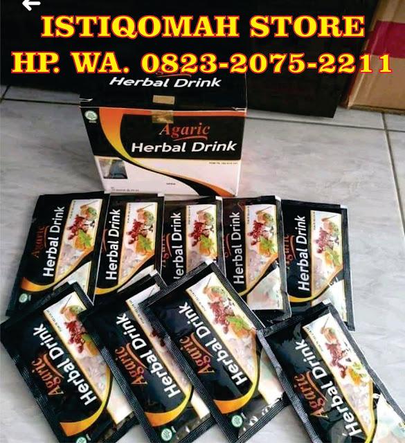 Obat Stroke Alami, Aman dan Ampuh Agaric Herbal Drink Sudah BPOM