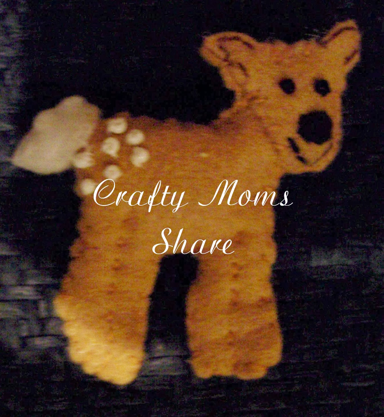 Crafty Moms Share: Book Review: Super-Cute Felt Animals