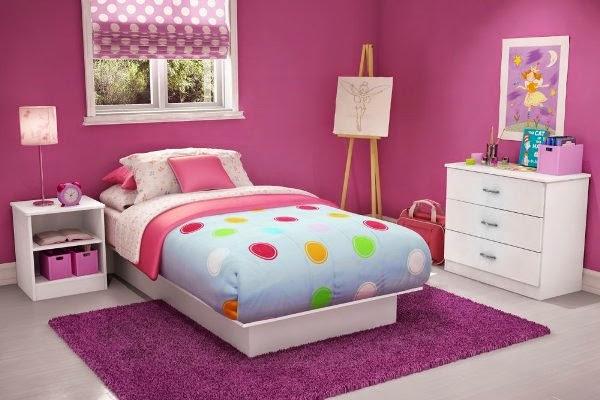 Tips Desain Kamar Anak Perempuan Ukuran 3x3 Agar Nyaman Info Paguntaka