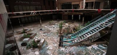 Ο θάνατος των Malls στις ΗΠΑ