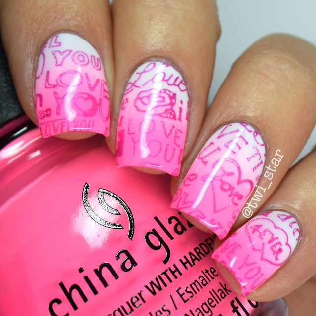 Bundle Monster Mochi Stamper China Glaze Bottoms Up