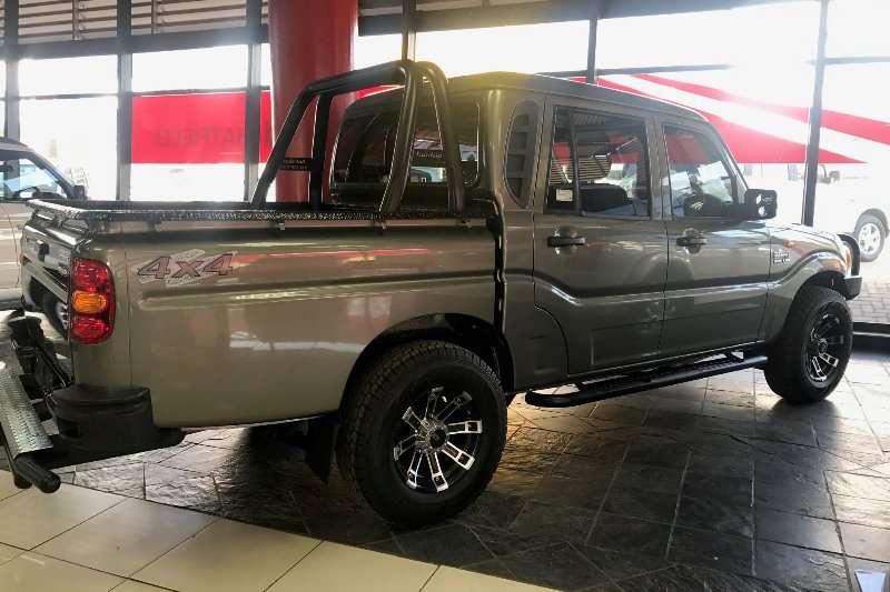 Mahindra Scorpio pickup new 2018