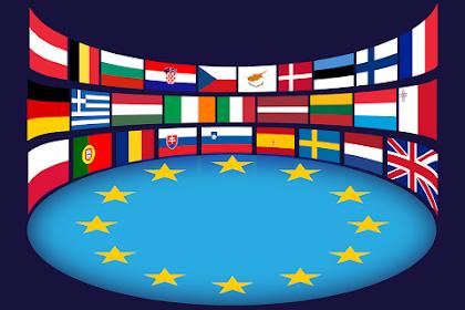 √ Daftar Negara Anggota Uni Eropa (European Union) Lengkap