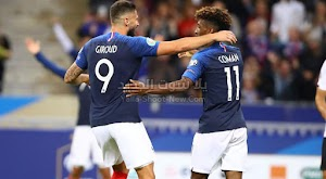 فرنسا في الجولة الاخيرة تحقق الفوز على منتخب البانيا في التصفيات المؤهلة ليورو 2020