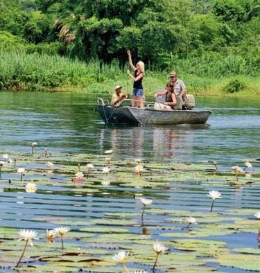 Chobe Water Villas Namibia