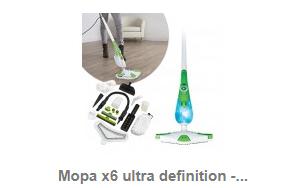 Limpieza y desinfección a vapor