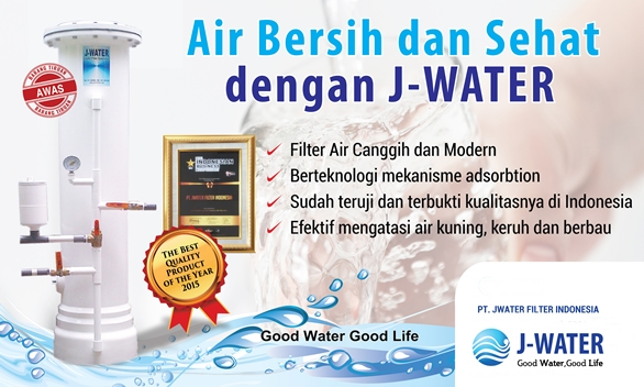 filter air radio dalam