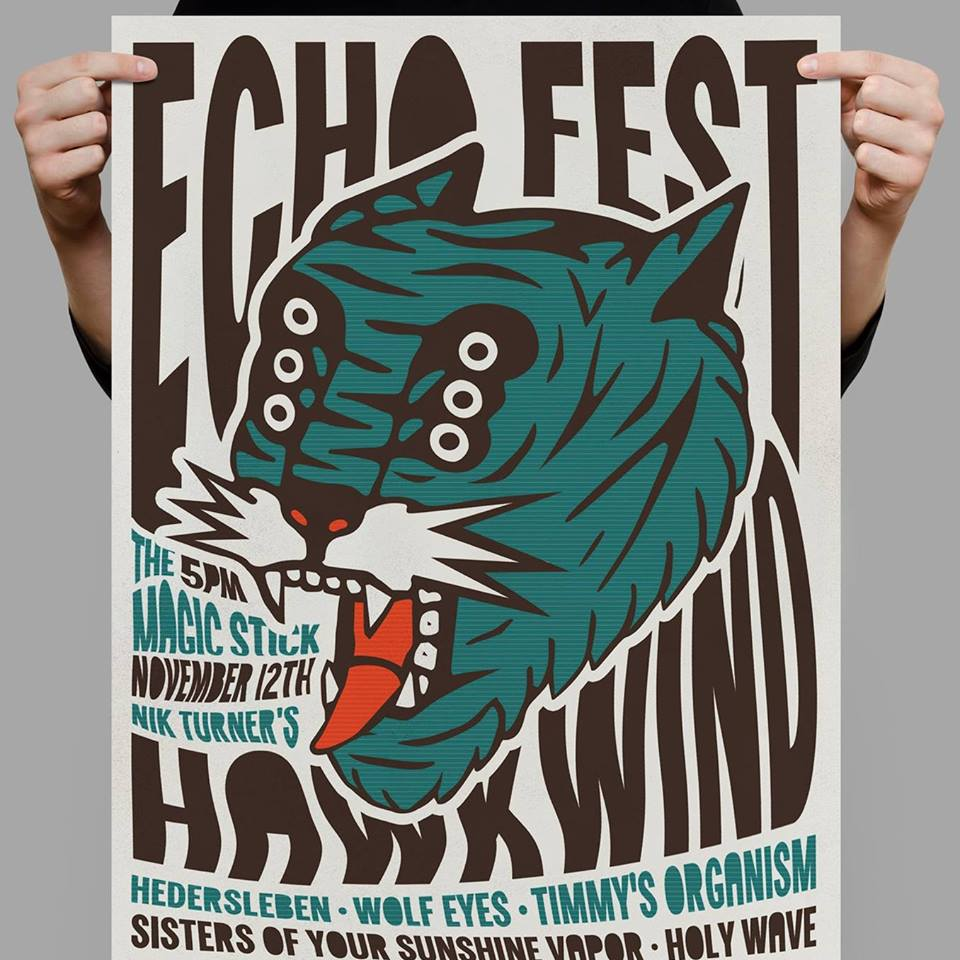 Hip In Detroit: Echo Fest 2016 Takes Over the Magic Stick this Weekend