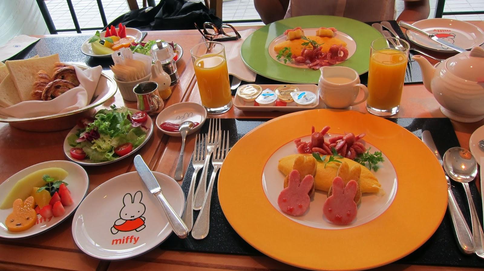 祐玩~祐食~歎世界: 大阪酒店 - 大阪希爾頓酒店(Hilton Osaka) Miffy主題房 ( 二 )