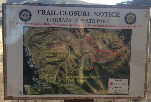 Mapa do Garrapata State Park em Carmel