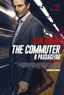 The Commuter - Poster & Trailer