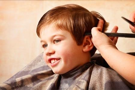 Cortes de cabello para nino tipo hongo