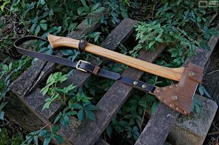 bushcraft, hiking camping axe