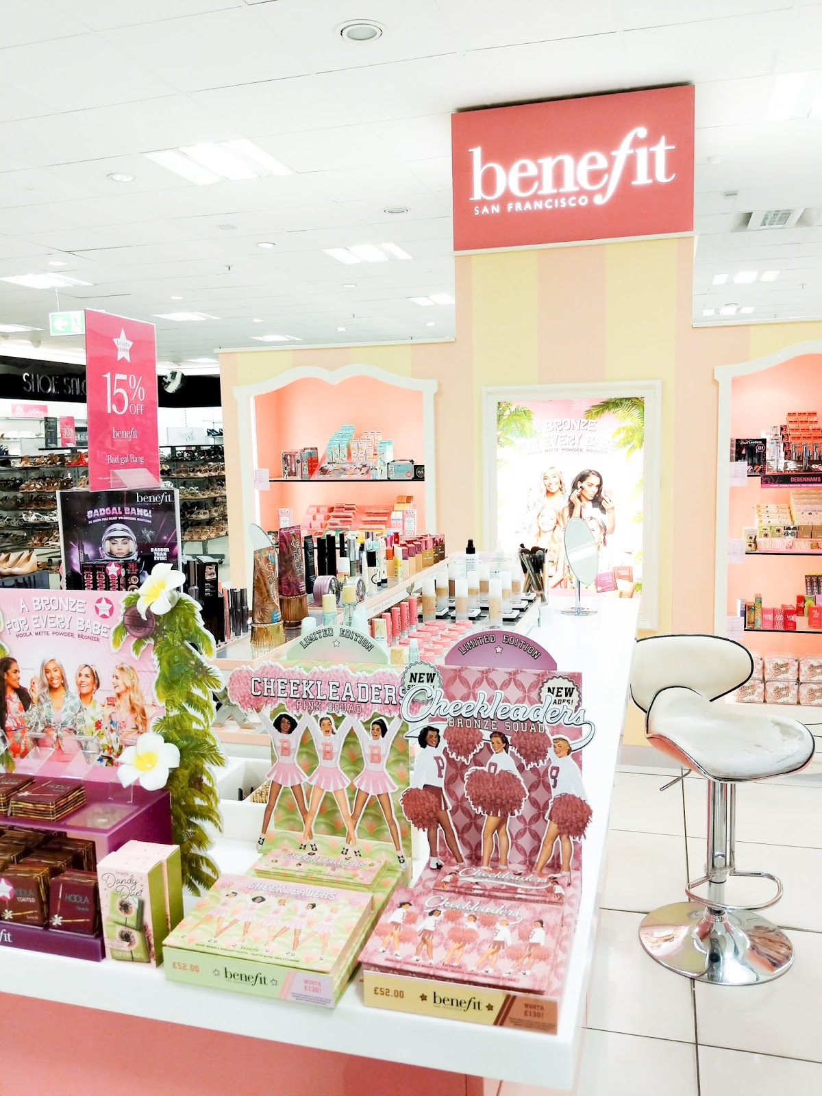 Benefit-cosmetics-debenhams-coventry-makeup-review