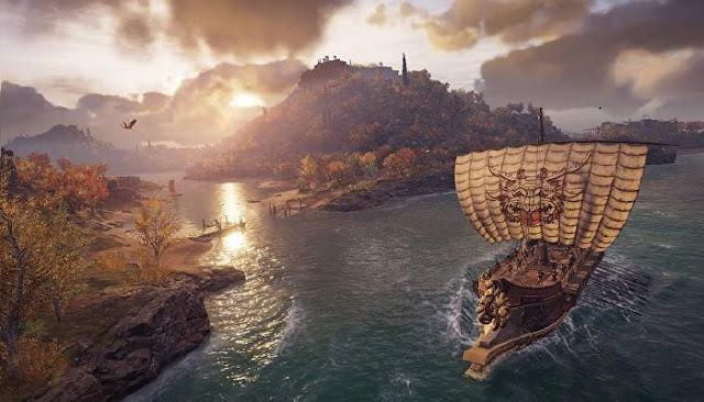 فيديو جديد من ubisoft يستعرض التحديثات والاضافات القادمة لـ Assassin's Creed Odyssey في شهر نوفمبر