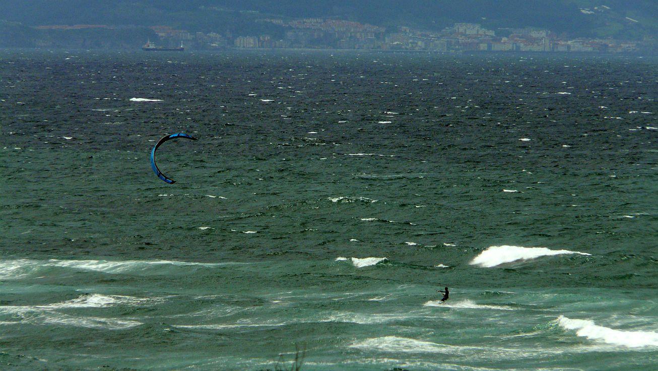 kite surf sopela