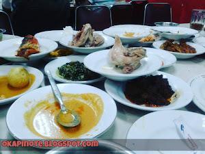 Masakan Padang @SUNAN GIRI