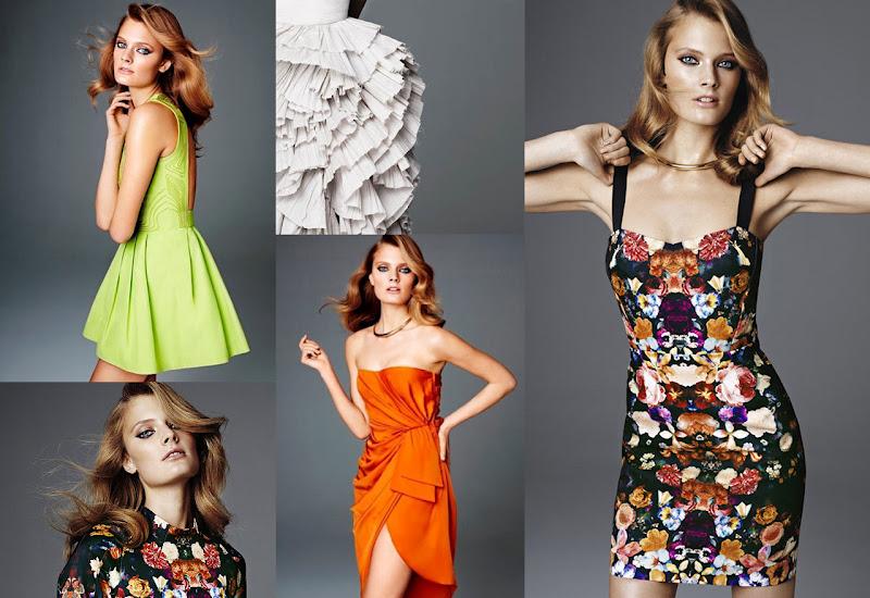 HM opět uvedlo pro jaro svou speciální kolekci plnou krásných kousků.  Tentokrát je rozdělená na dvě části. Večerní šaty f905302028a