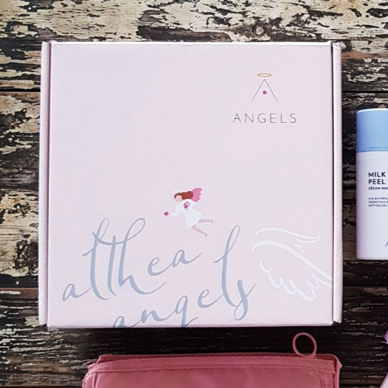 Welcome Back Althea, Unboxing Althea Angels Welcome Gift