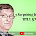 7 Surprising facts about BILL GATES | BE SMART |