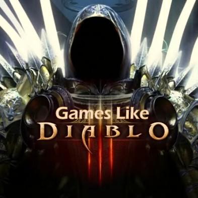 Diablo 3, Games Like Diablo 3, Diablo 3 cover, Diablo III