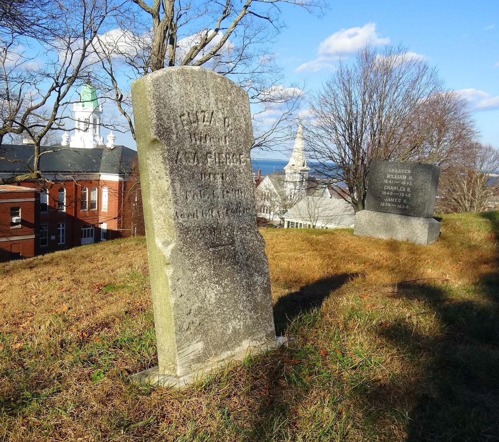 Joe S Retirement Blog Burial Hill Plymouth