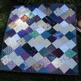 Japanese-Jigsaw-Quilt-Scrappy