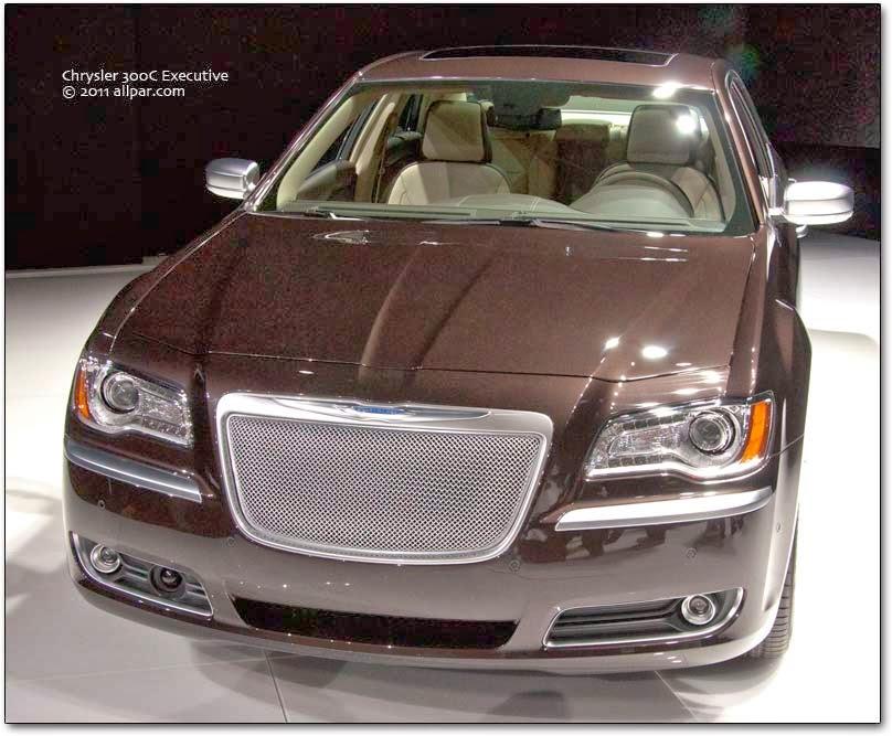 Luxury Vehicle 300: New Car Design: LUXURY CAR Chrysler 300 Luxury Series (2012
