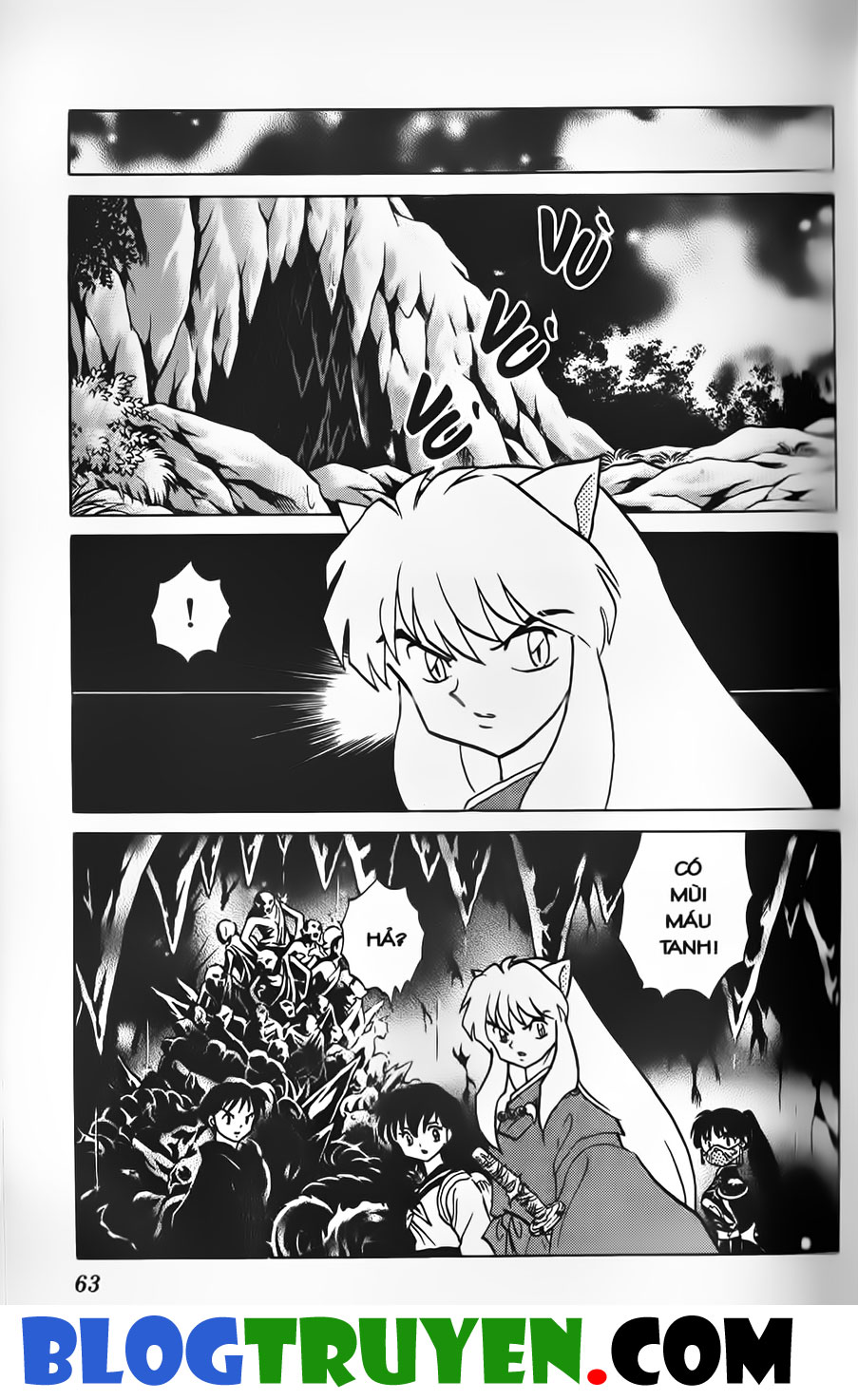 Inuyasha vol 36.4 trang 6