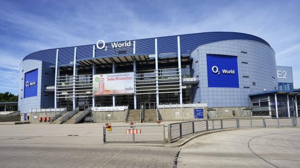 O2 abandona el naming de los recintos deportivos en Alemania