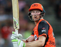 After Ban Ends, Cameron Bancroft Included in Perth Scorchers