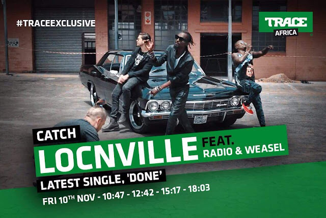 Radio & Weasel Ft. Locnville - Done Video