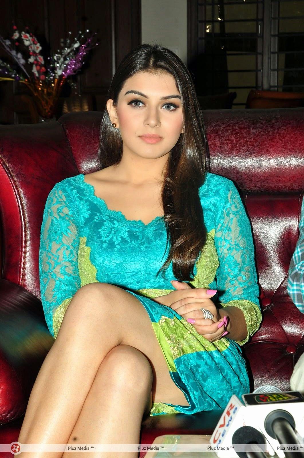 Indian Garam Masala: Hansika Motwani Hot Charming Look
