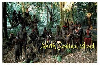 North Sentinal Island