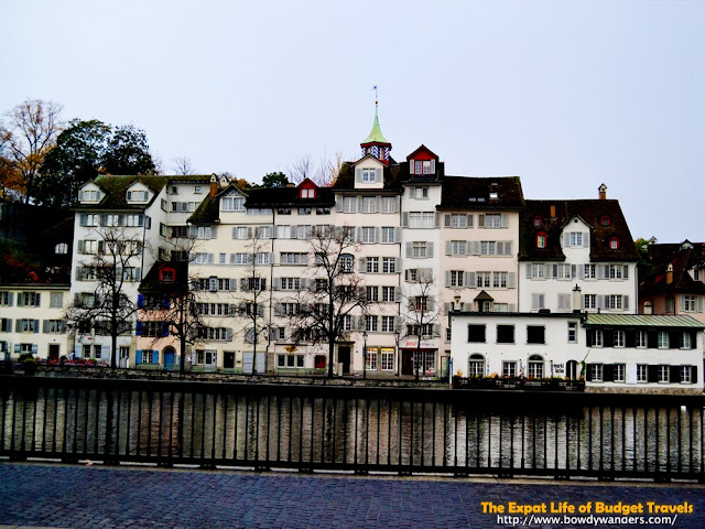 bowdywanders.com Singapore Travel Blog Philippines Photo :: Switzerland :: Profanity Obsession in Limmatquai, Zurich