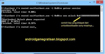 Melakukan UBL akan membuat Xperia J sahabat Unduh Game Android Gratis Unlock Bootloader Sony Xperia J