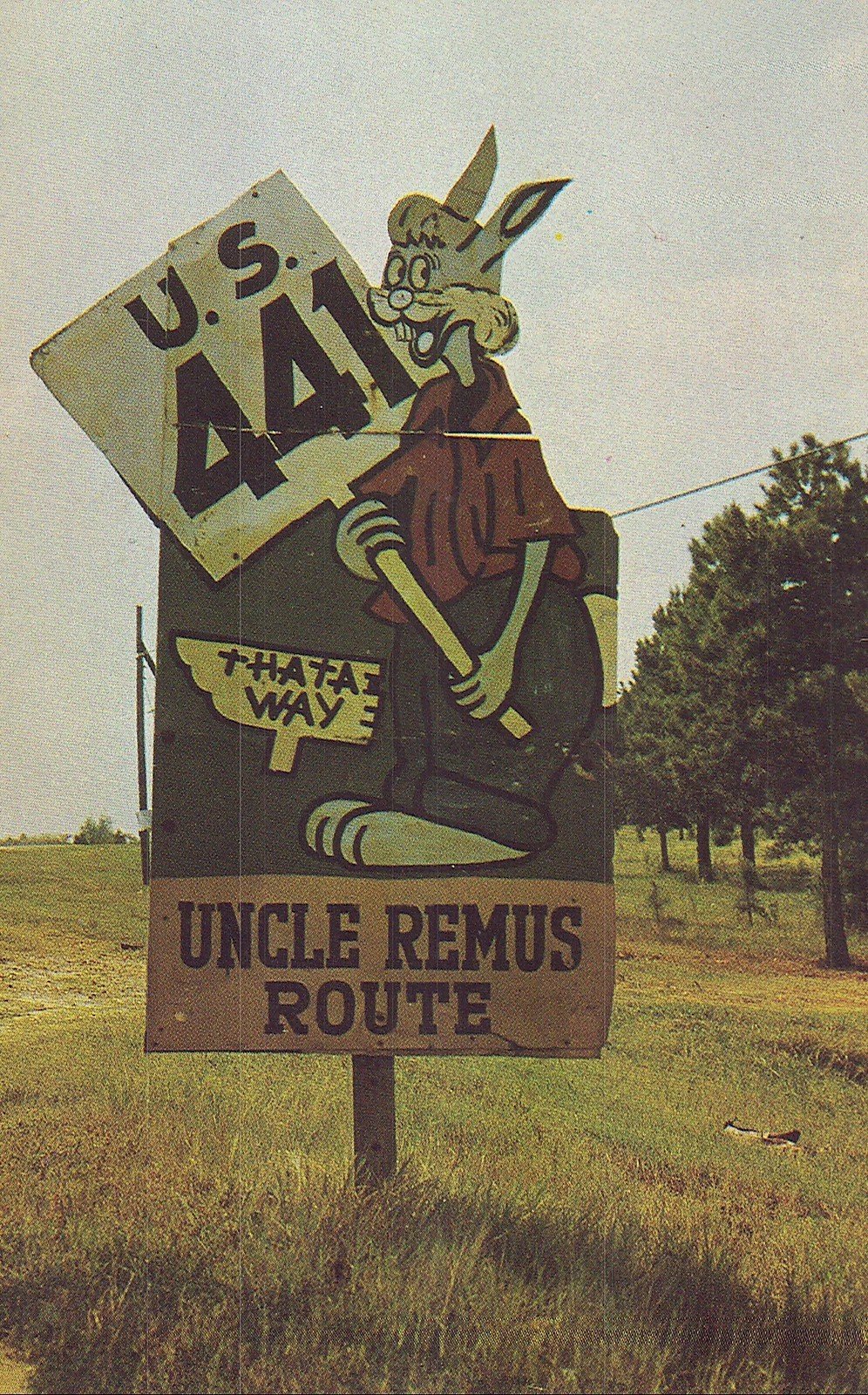 the uncle remus highway