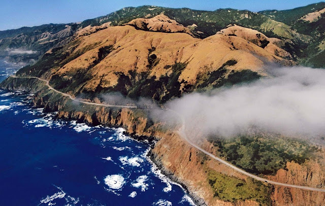 State Route 1, Big Sur, California