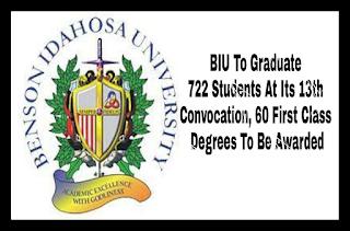 Image for The Benson Idahosa University (BIU) Logo