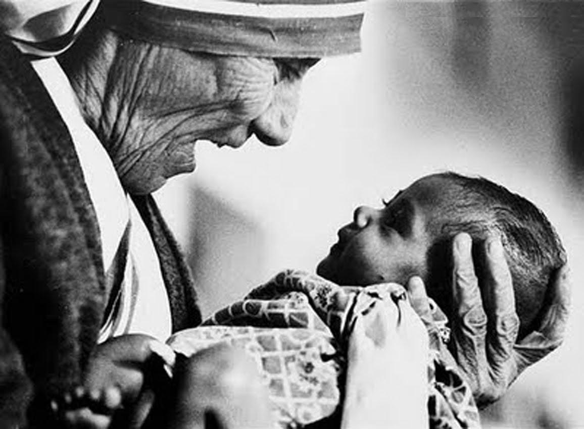 Uma Gota No Oceano Madre Teresa: Madre Teresa De Calcutá: Exemplo De Humanidade